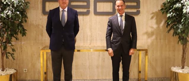 Sagardoy Abogados se incorpora a CEOE