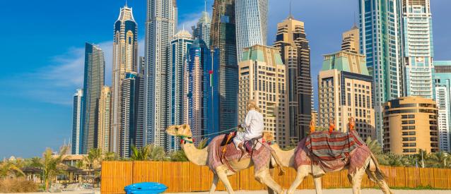Emiratos Árabes quiere reinventar su economía
