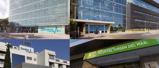 Los Hospitales De Sanitas Entre Los Mejores De La Sanidad