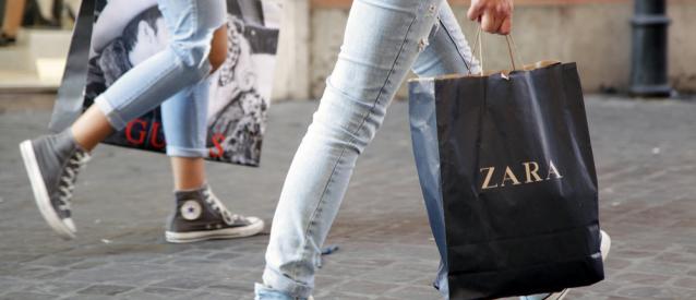 La ropa de Zara en Brasil es un 205% más cara que en España